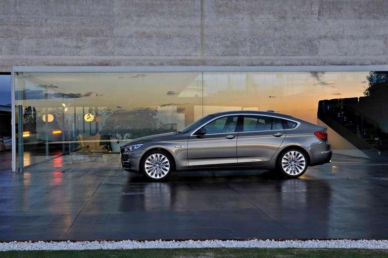 BMW 5er Hatchback (F1x) Facelift 535i xDrive 3.0 AT (306 HP) 4WD