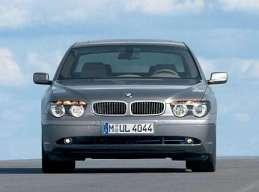 BMW 7er (E65|E66 L) 735 i L 272 HP