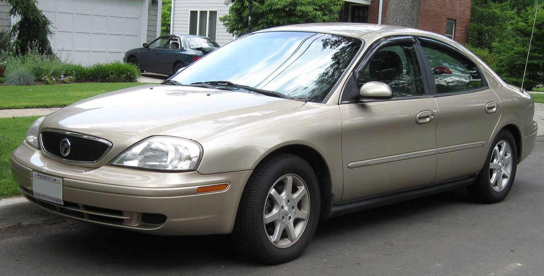 Ford Taurus I 2.5i 90HP