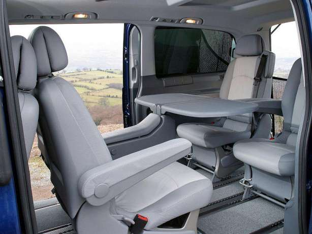 Mercedes-Benz Viano (639) Two.Two EL CDI (150Hp)