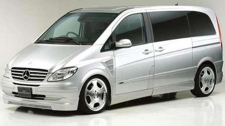 Mercedes-Benz Viano (639) Trio.0i V6 190 HP Automatik kompakt