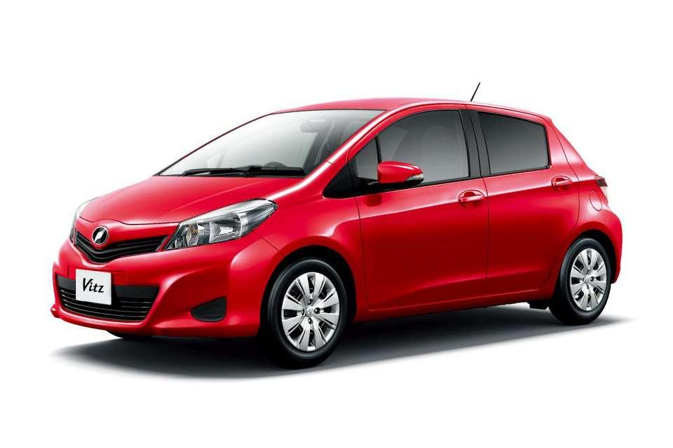 Toyota Vitz 1.3i (87Hp)