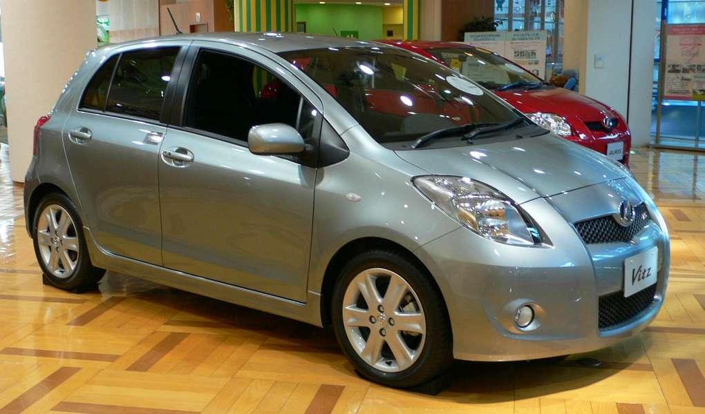Toyota Vitz  1.5 i 16V RS 110 HP