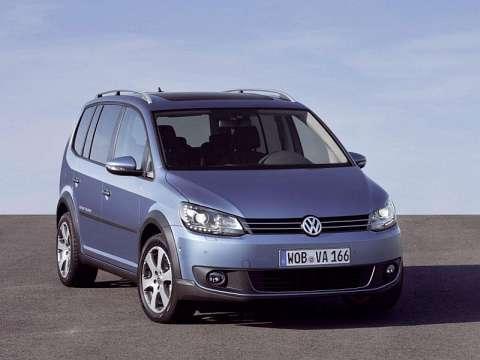 Volkswagen Cross Touran 1T Two.0 TDI 140HP