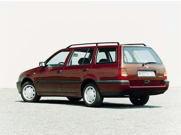 Volkswagen Golf III Variant (1HX0) 1.4 60 HP