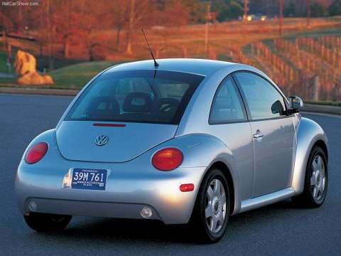 Volkswagen NEW Beetle (9C) 1.6 102 HP