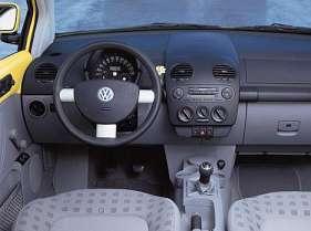 Volkswagen NEW Beetle (9C) 1.9 TDI 90 HP