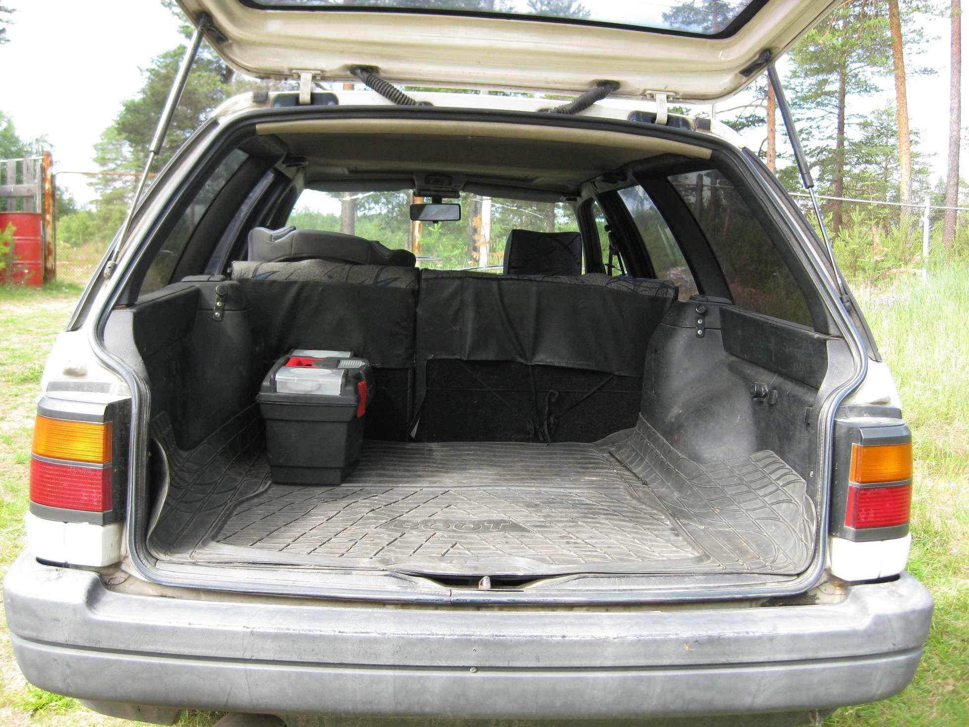 Volkswagen Passat Variant B3,B4 1.9 TDI 110 HP