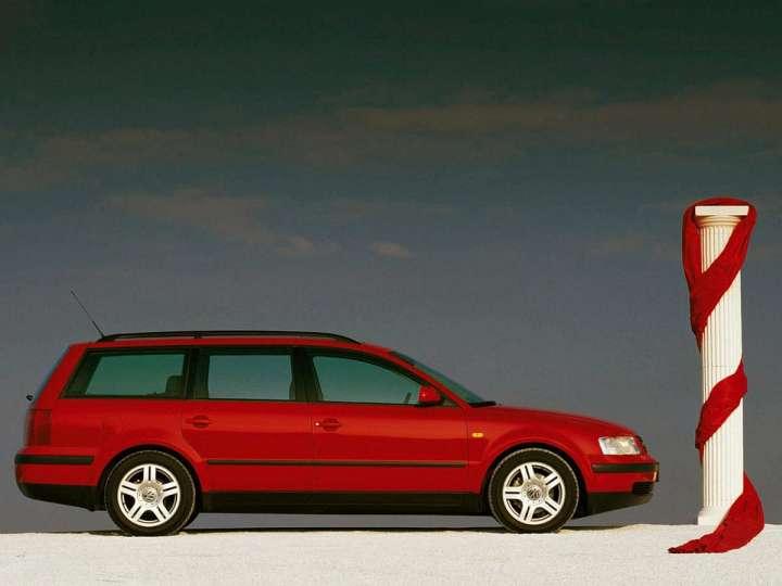 Volkswagen Passat Variant (B5) 1.9 TDI 130 HP