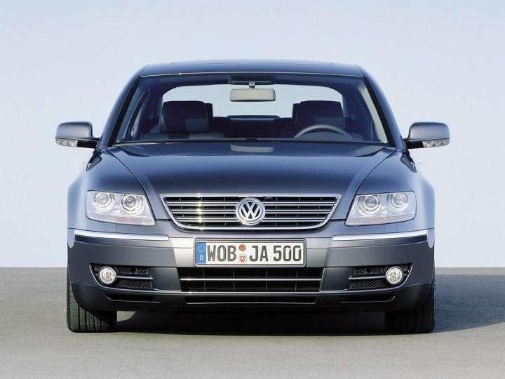Volkswagen Phaeton 3,2 V6 241 HP