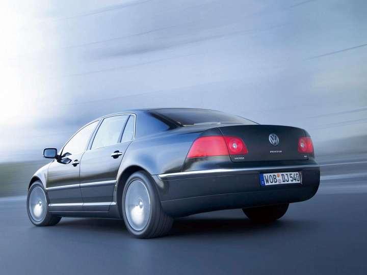 Volkswagen Phaeton 3,2 V6 241 HP Tiptronic 4Motion 4