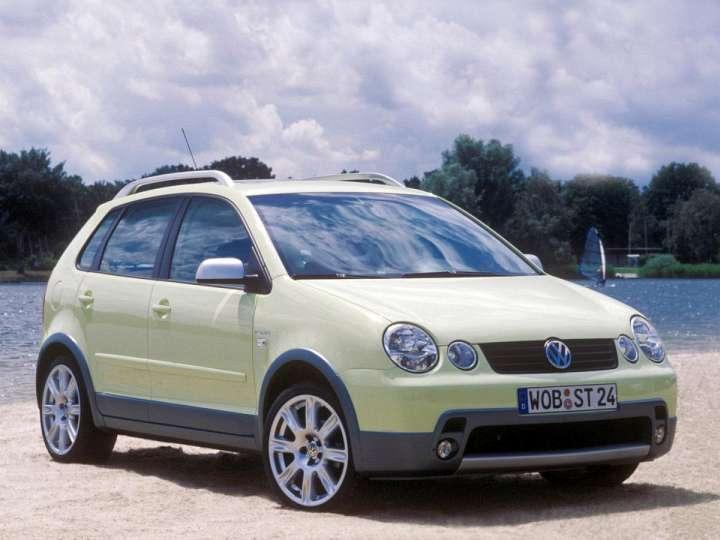 Volkswagen Polo IV Fun 1.4 TDI 75 HP