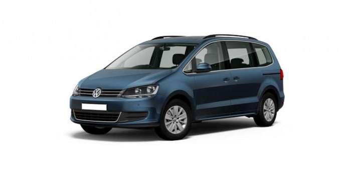 Volkswagen Sharan 1.8T 150HP