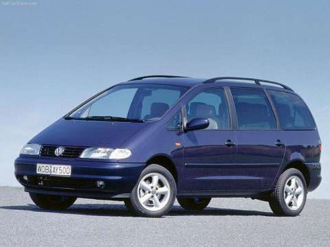 Volkswagen Sharan 1.8T (150Hp)