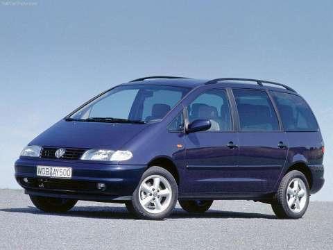 Volkswagen Sharan 1.9 TDI 115HP Syncro
