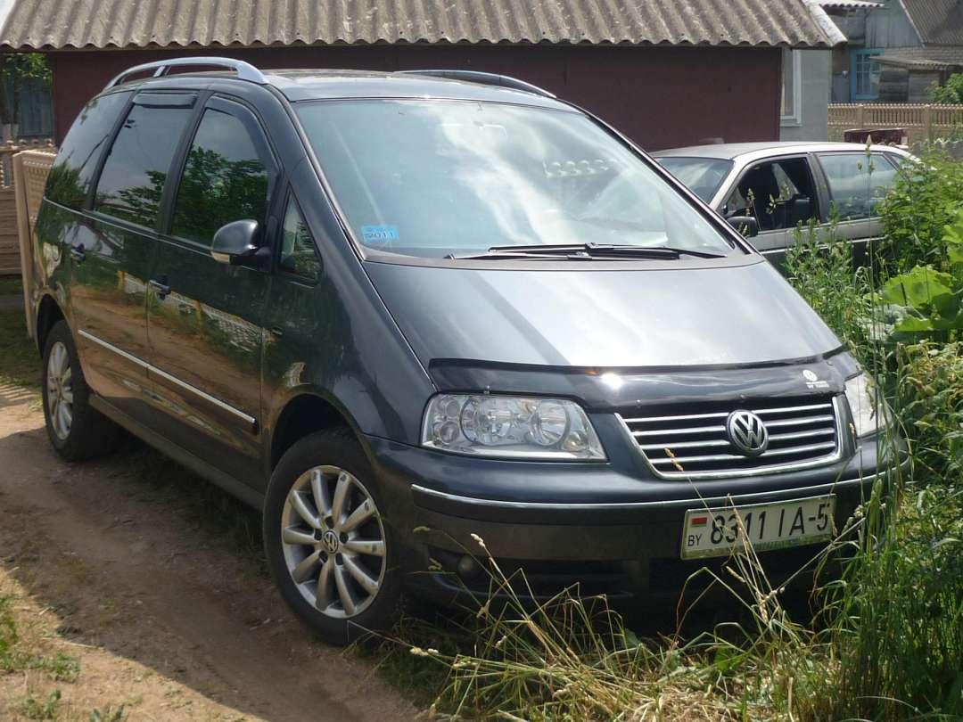 Volkswagen Sharan 1.9 TDI 130HP
