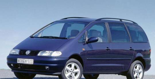 Volkswagen Sharan 1.9 TDI 150HP