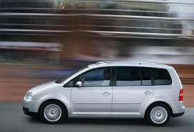 Volkswagen Touran 1T 1.6 FSI 115 HP