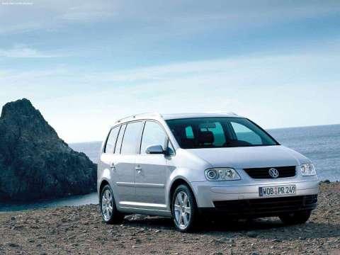Volkswagen Touran 1T 1.6 i 102 HP