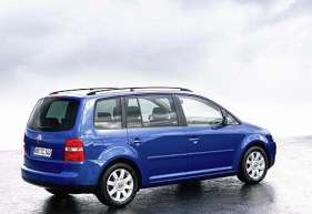 Volkswagen Touran 1T Two.0 TDI 136 HP