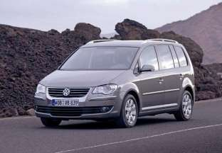 Volkswagen Touran II Cross 1.4 AT (170 HP)