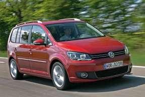 Volkswagen Touran II Cross 1.4 AT MT (150 HP)