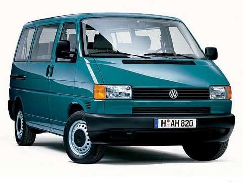 Volkswagen Transporter T4 2.0d MT (84 HP)