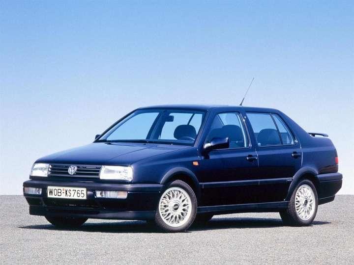 Volkswagen Vento (1HX0) 1.9 TDI 110 HP