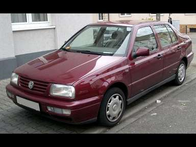 Volkswagen Vento (1HX0) 2.8 VR6 174 HP