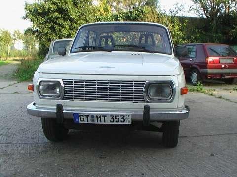 Wartburg 353 1.0 45 HP