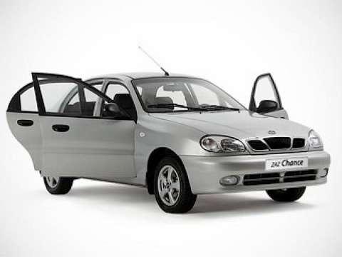 ZAZ Chance Hatchback 1.3 (70 Hp)