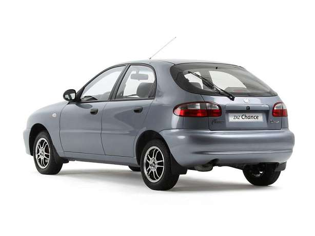 ZAZ Chance Hatchback 1.5 (86 Hp)