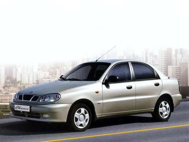 ZAZ Chance Sedan 1.5 (86 Hp)