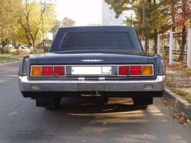 ZIL 117 7.0 V8 (303 Hp)