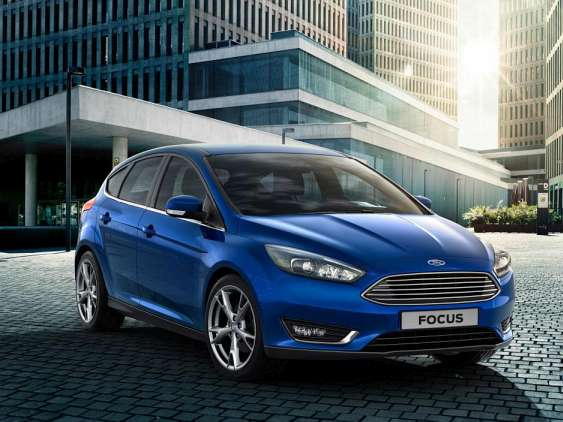 Ford Focus Iii Facelift Hatchback 1 5d Mt 105 Hp Cars By Class